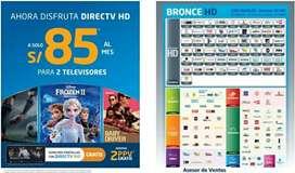 CONTRATA DIRECT TV Y DISFRUTALO EN CASA