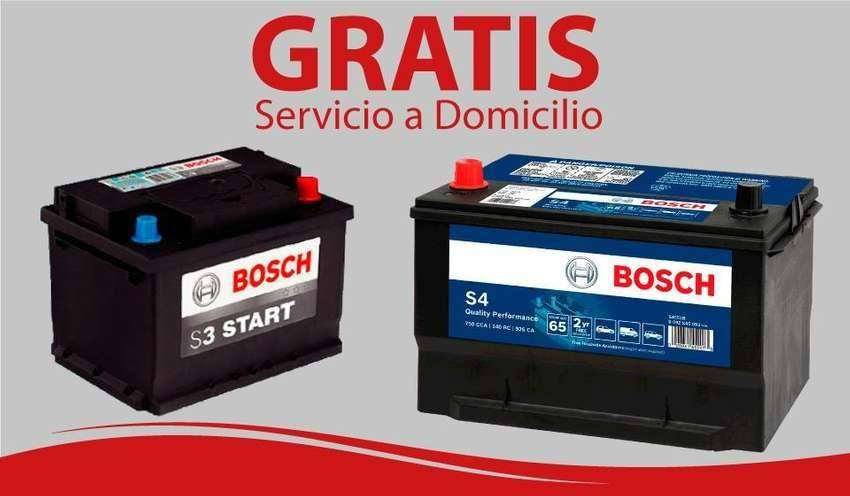 BATERIAS PARA AUTOS BOSCH DOMICILIO 0
