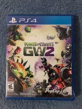 Plantas vs Zombies Garden Warfare 2 - Ps4