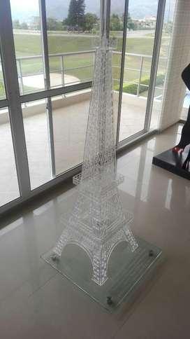 Torre Eiffel 1.80 Construimos Lo Q Quier