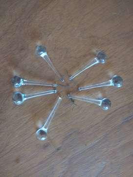 Caireles para arañas colgantes Antigüas