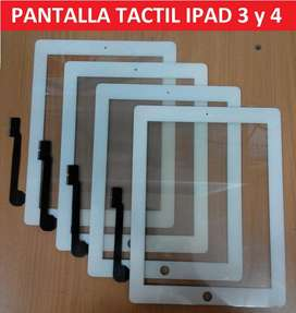 Pantalla Tactil Touch iPad 3 Y 4 Tienda San Borja