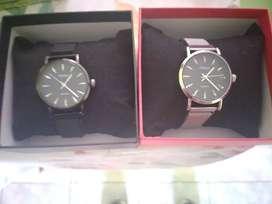 Gran remate 2 relojes FOSSIL originales de mujer precio x los 2
