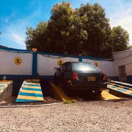 Vendo Lava-autos en Excelente lugar en Valledupar