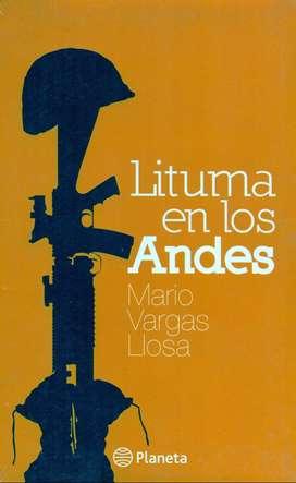 Lituma En Los Andes - MARIO VARGAS LLOSA - Planeta