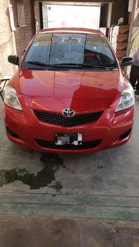 Toyota_Yaris 2011