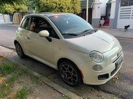 Vendo Fiat 500 Sport 2012, impecable, 71400 km