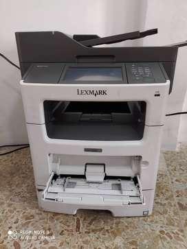 Se vende impresora Lexmark 611 dhe
