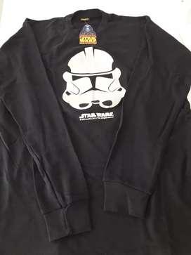 Buzo Star Wars Negro