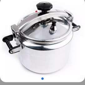 Olla a presión industrial 15 litros para trabajo pesado