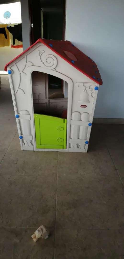 Casa de juego 1.46 m. para niño o niña 0