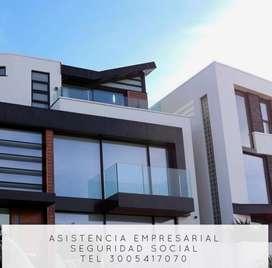 Constructores, Obras de Construcción en Santa Marta Afiliación a EPS, Pensión, ARL -HOY LLÁMANOS 300 541 7070
