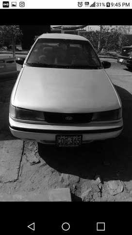 Se vende un auto hyundai excell