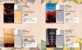 Se venden perfumes internacionales (bagues)