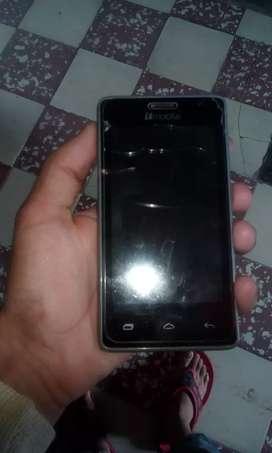 Vendo celular Bmobile ax681