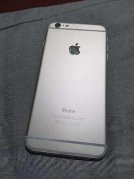 Vendó iPhone 6 plush 64 gb