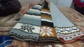 gorras en pura lana