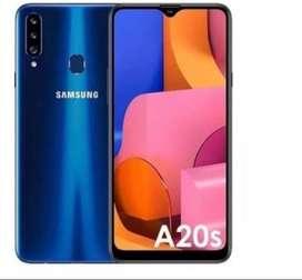 Se vende Samsung A20 nuevo