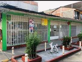 Hermosa casa esquinera en barrio morichal de Comfandi , con local para negocio de tienda acr dorado por más de 10 años,