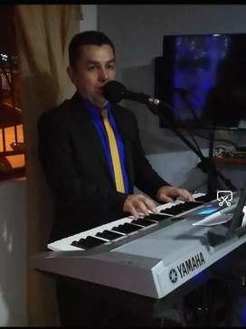Cantantes y musicos Pereira.