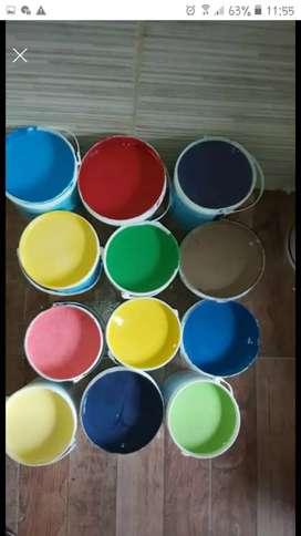 colores preparado x 4lt y 10lt