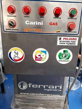 TUNEL DE THERMOENCOGIDO  A GAS