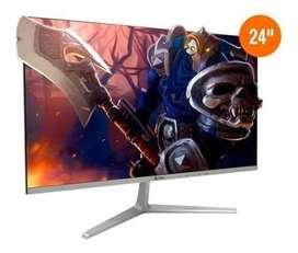 """Monitor Teros TE24FHD, 24"""" IPS, 1920x1080, Full HD, HDMI / VGA"""