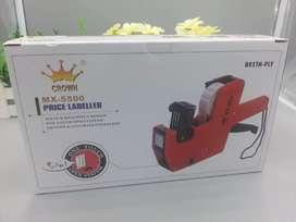 Maquina Etiquetadora de Precios Mx-5500