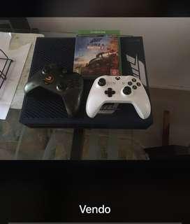 Vendo Xbox one de 1 tera edición limitada