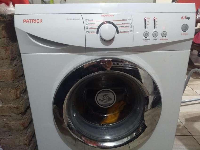 Lavarropas Nuevo ! 1 Mes de Uso 0