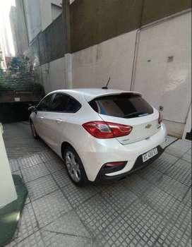 Chevrolet Cruze 1.4 Lt 153cv