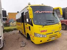 Buseta NKR autoboy 19 pasajeros