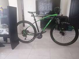 Bicicleta Optimus 27.5