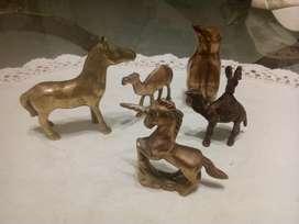 Todo Adornos de Bronce Antiguos en Miniatura
