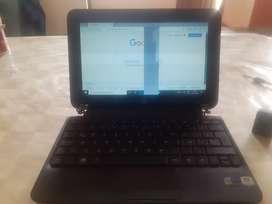 Laptop hp mini 110