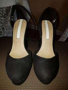 Zapatos Bershka 37
