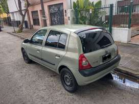 Renault Clio Expression1.5 DCI 2004