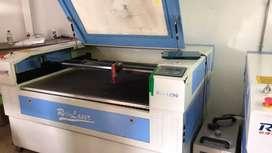 Maquina de corte láser 120 x 90