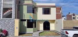 Casa en Venta – Urb. Montebello II, Tacna