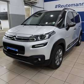 CITRÖEN C3 AIRCROSS VTI 115 AT6 FEEL 2019!! IMPECABLE!! SOLO 11.000KMS!!