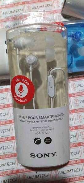 Audífonos Sony MDR-EX15AP In Ear