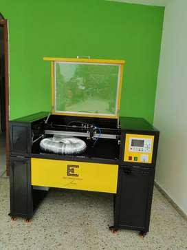 Maquinas de Corte Y Grabado Laser