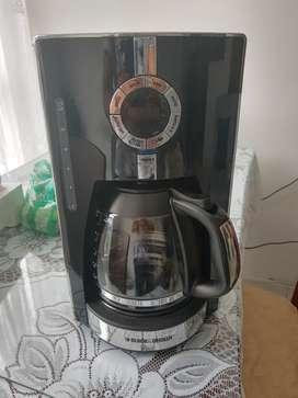 Vendo Cafetera Programable BLACK DECKER