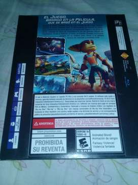 Vendo Ratchet And Clank