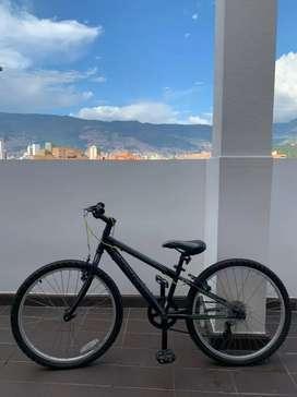 Bicicleta SCHWINN FRONTIER MTB 24 NEGRA ORIGINAL