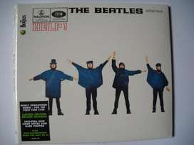 the beatles help! cd remaster sellado