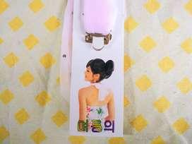 Tirantes de Sostén coreano (Rosado)