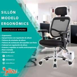Sillon Ergonomics Quito Ecuador A Domiclio