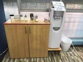 Dispensador de agua purificador de agua