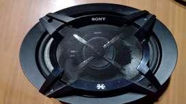 Parlantes Sony Xplod 6x9 450w